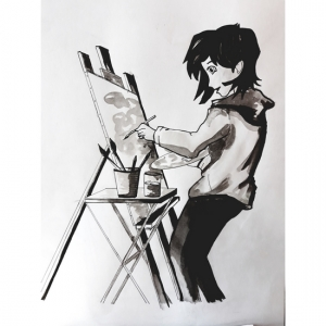 manga-de-chenel-dessinateur