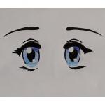 manga de chenel yeux 15x15