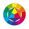 3- Cercle chromatique complet 12 couleurs
