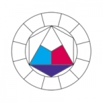8-Cercle chromatique, cyan-magenta-violet
