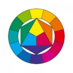3- Cercle chromatique complet 12 couleurs