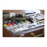 Coffret tubes de peinture