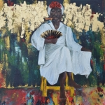 Tableau de Chenel 2018 - cubanista - 80x80